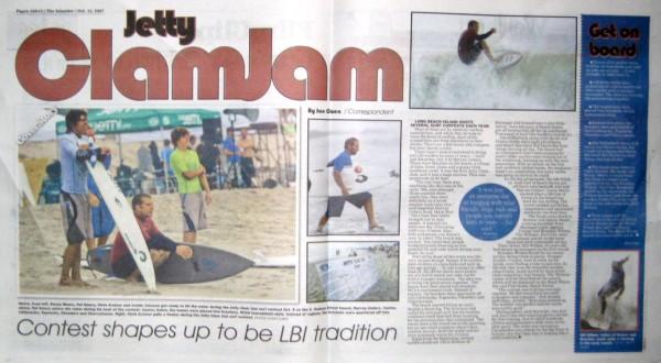 Jetty Clam Jam