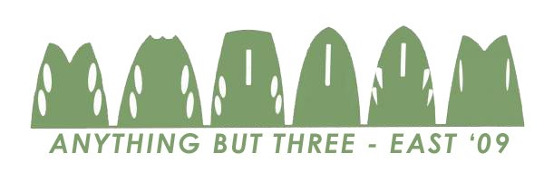 Anything But Three