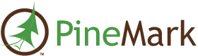 pinemark logo