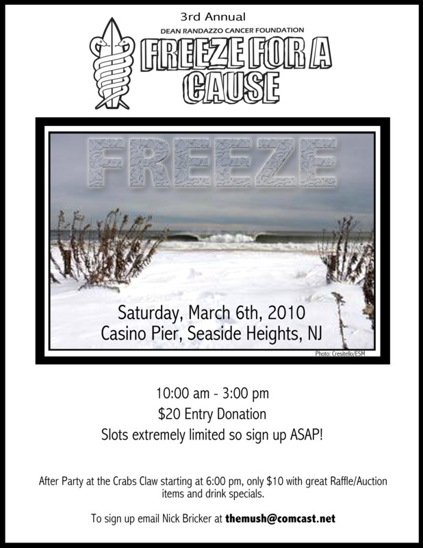 Freeze For A Cause